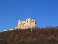fotó a cseszneki várról