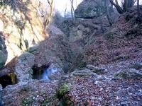 fotó a Kőmosó szurdokról
